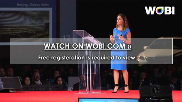 Angella Nazarian video on Wobi.com